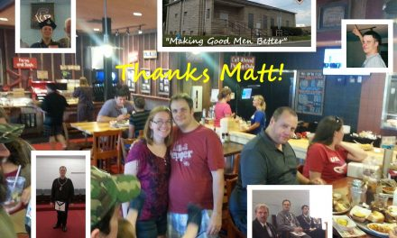 Thanks Matt!