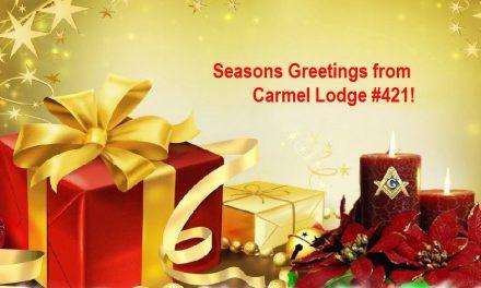 A Freemasons Christmas Wish