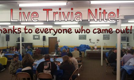 Live Trivia Nite a Sweet Success!
