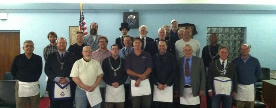 Congratulations to Carmel Lodge 421...