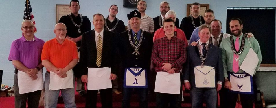 Carmel Masonic Lodge #421 congratul...