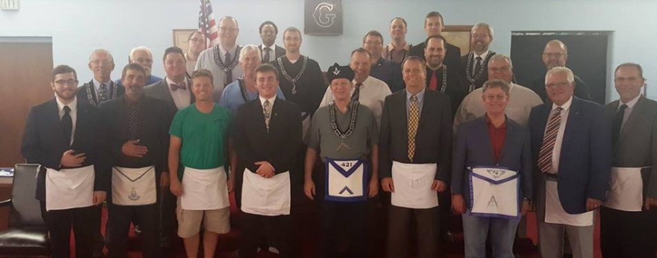 Carmel 421 welcomed two new Master ...