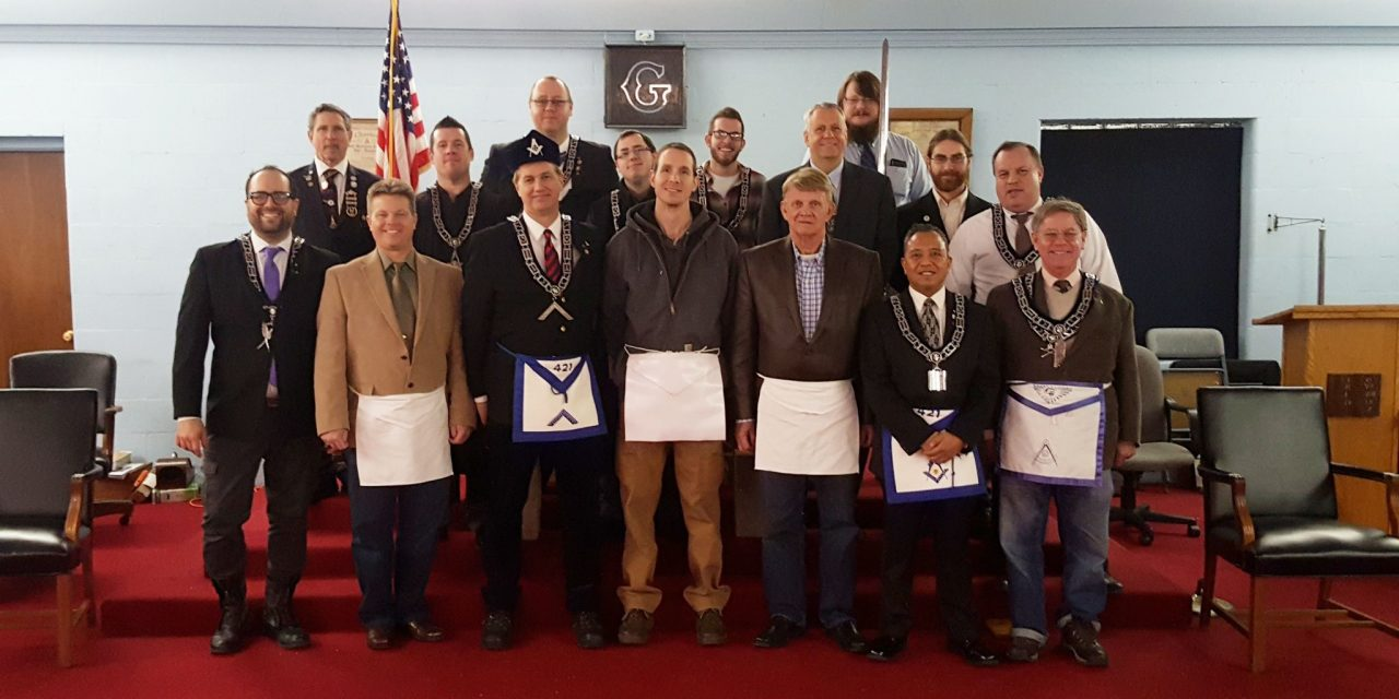 Meet Brother Dave Wilkins – Indiana's Newest Master Mason for 2017