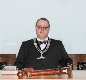 Brandon Schultz, Senior Warden 2017