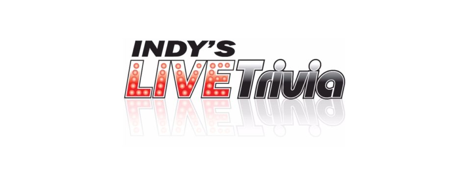 Thursday is Live Trivia Night at #4...