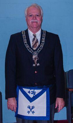 Wayne Hansen Treasurer 2017