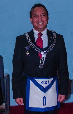 Wilfredo Geronimo, JW 2018
