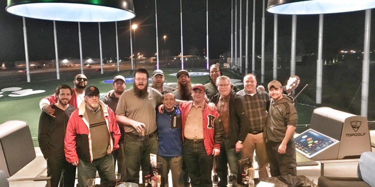 Social Night at Top Golf