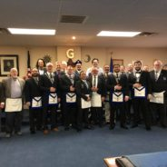 #421 Visits Broad Ripple Lodge #643