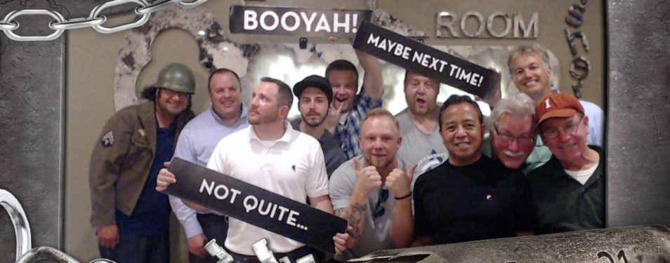 Social Night at The Escape Room Fis...