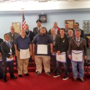 Congratulations to Cody Phillips – Carmel 421's newest Master Mason!