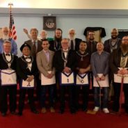 Congratulations to Carmel 421s Newest Fellow Craft – Brandon Krieger!