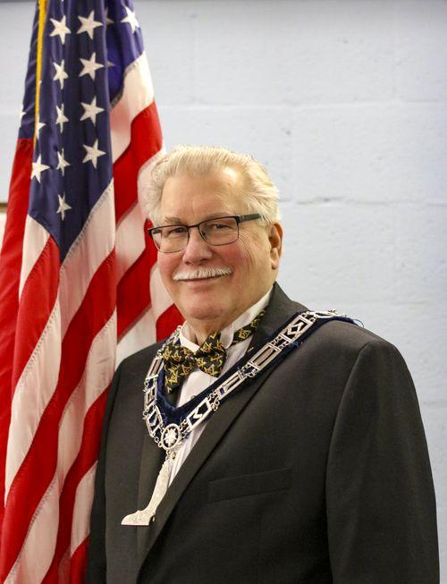 Neil Helwig, Senior Warden 2020