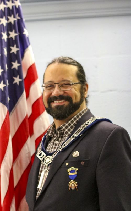 Richard Arroyo, Chaplain 2020