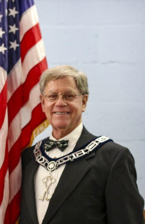Rick Hurwitz Treasurer 2020