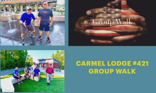 Group Walk on the Monon & Members Fitness Program