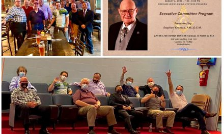 """Masonic Education Event: """"Executive Committee Program for Indiana Lodges"""""""