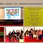 Enochian and Noahchide Ties to Freemasonry – a Carmel 421 Masonic Education Event