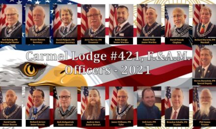 Congratulations to our 2021 Lodge Officers!