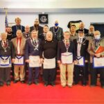 Congratulations to our Newest Master Mason!