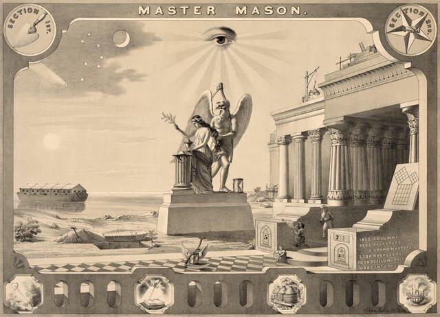 Master Mason Degree- March 25, 2021 @ 6:00 pm