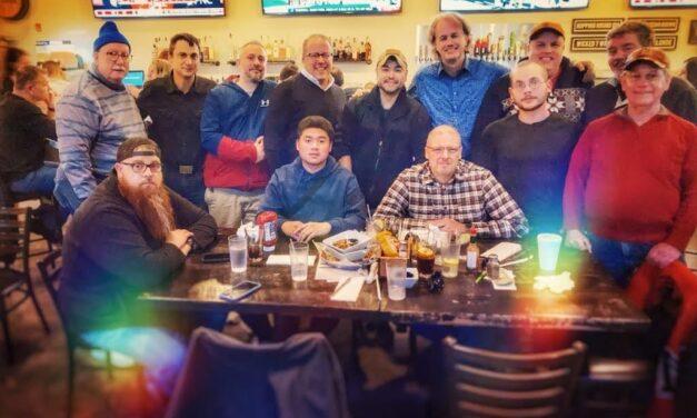 One Benefit of 421 Masonry: Fellowship