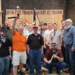 421 Social Night at Anarchy Axe Throwing