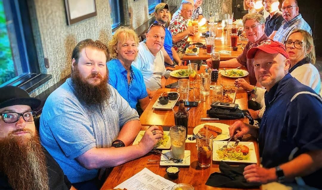 Lodge Social at BRU Burger Bar 7/1/21