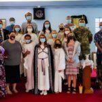 #421 Masons Attend Bethel #68 Installation of Officers 6-16-21