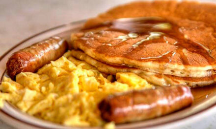 #421 Pancake Breakfast Returns July 10, 2021