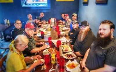 Carmel Lodge #421 Social at Fat Dan's 7/29/21